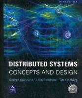 80) Distributed Systems Concepts and Design